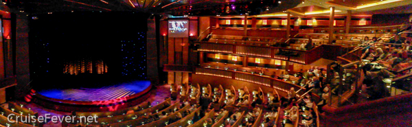 celebrity constellation theater