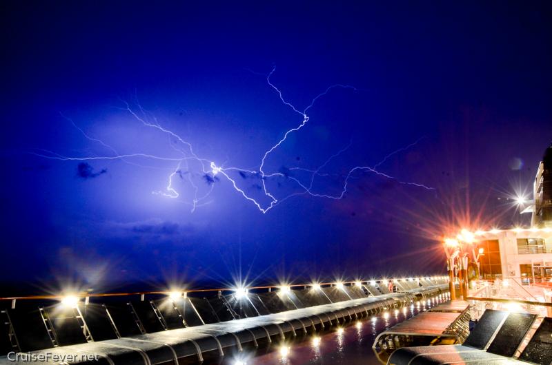 lightning on celebrity constellation-5