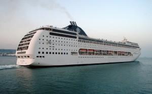 msc lirica cruise ship runs pirate attack drill unanounced