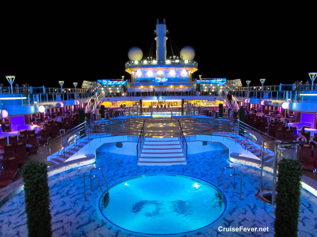 Royal Princess Cruise Ship Review and Video Tour