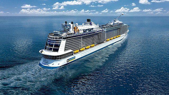 Quantum of the Seas, Photo Credit: Royal Caribbean