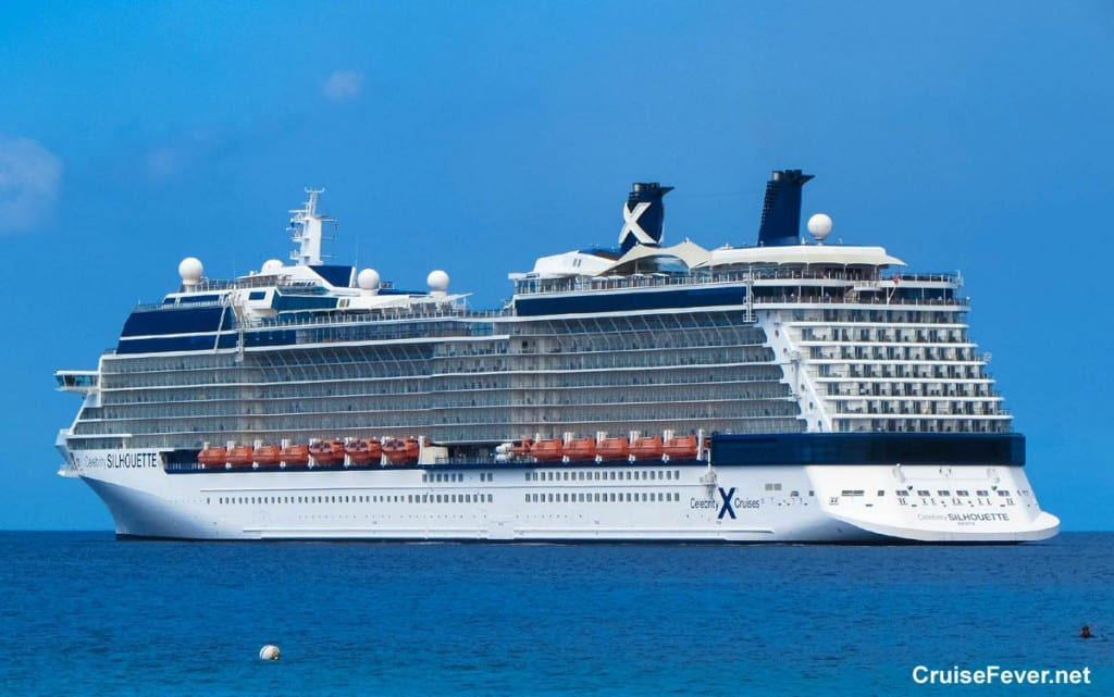 Celebrity Cruise Ship Develops Propulsion Problems