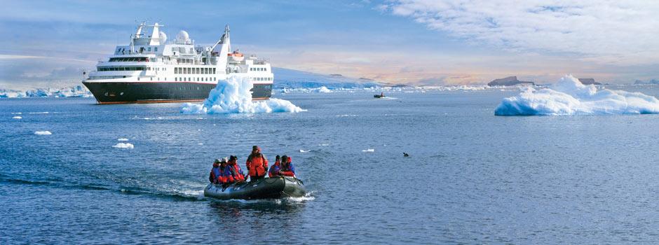 Silver Explorer, Photo Credit: Silversea Cruises