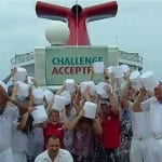 Video: Carnival Cruise Line Takes ALS Ice Bucket Challenge To All 24 Cruise Ships