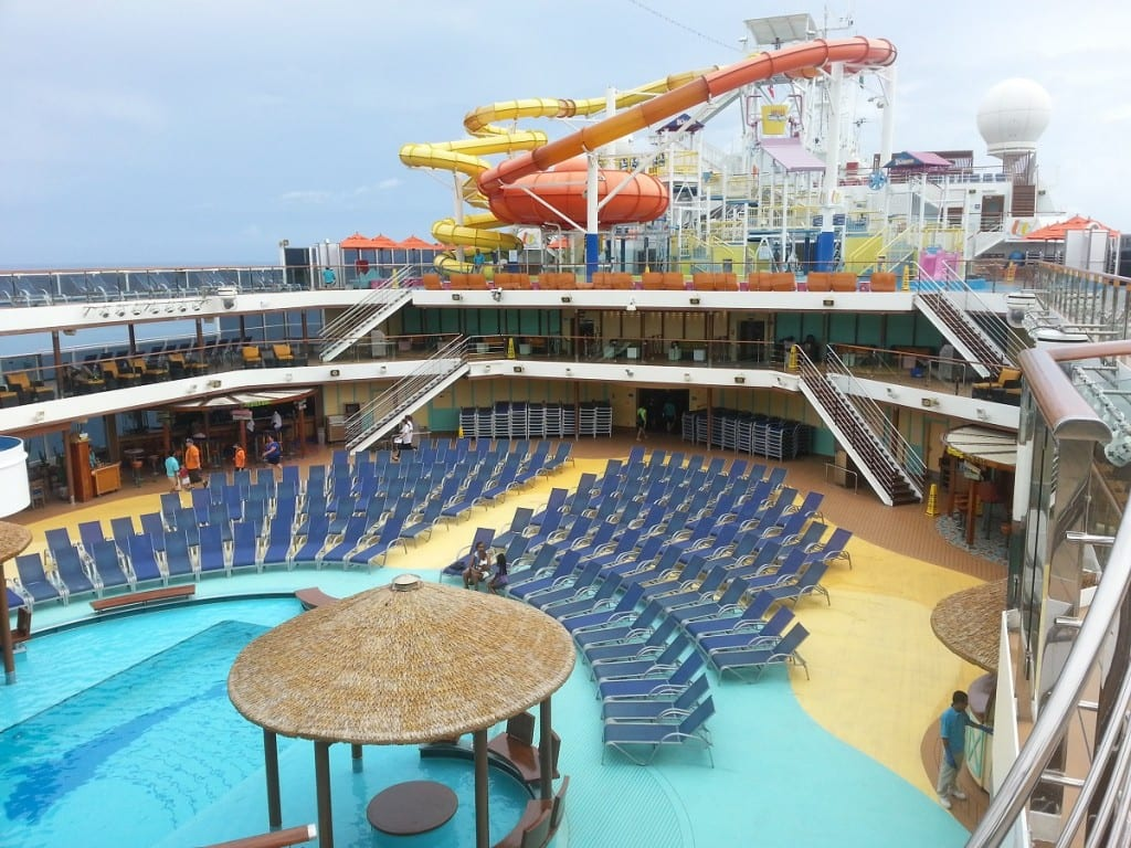 First Impressions Of The Carnival Breeze Live From The Ship