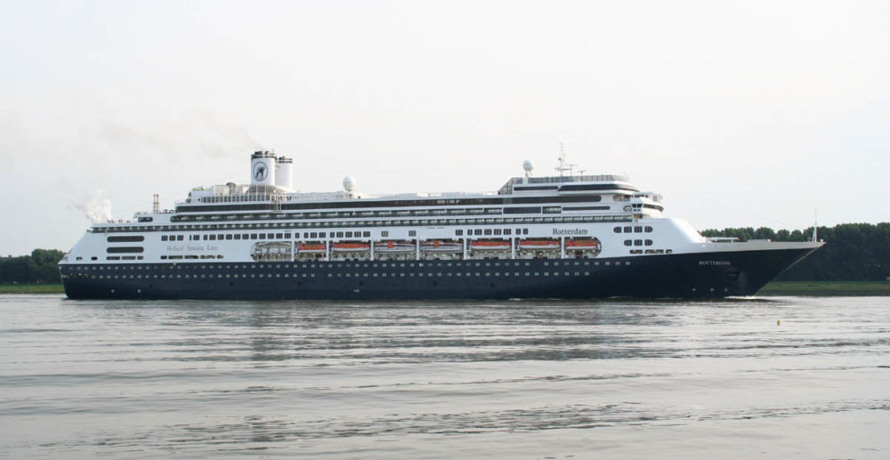 Ebola Concerns Have Cruise Lines Canceling Ports In West
