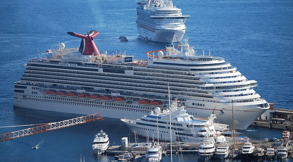 Cruise Ship Passengers Quarantined On The Carnival Magic After Ebola Concerns