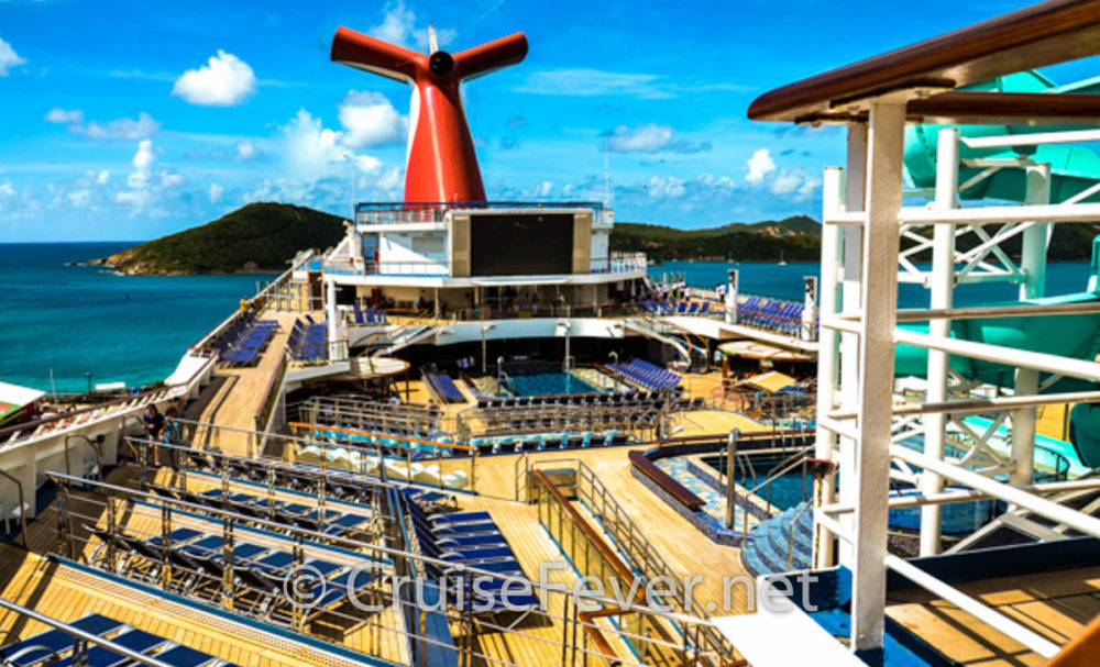 Carnival Corp Unveils High Speed WiFi - Is there wifi on cruise ships