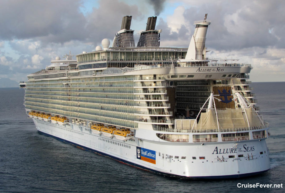 Dynamic Dining Postponed By Royal Caribbean On Two Largest