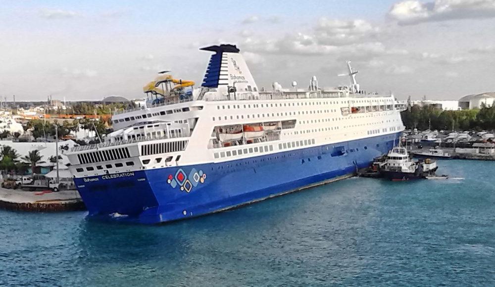 Bahamas Celebration Remains Out of Service, Cruise Line Eyes New Cruise Ship