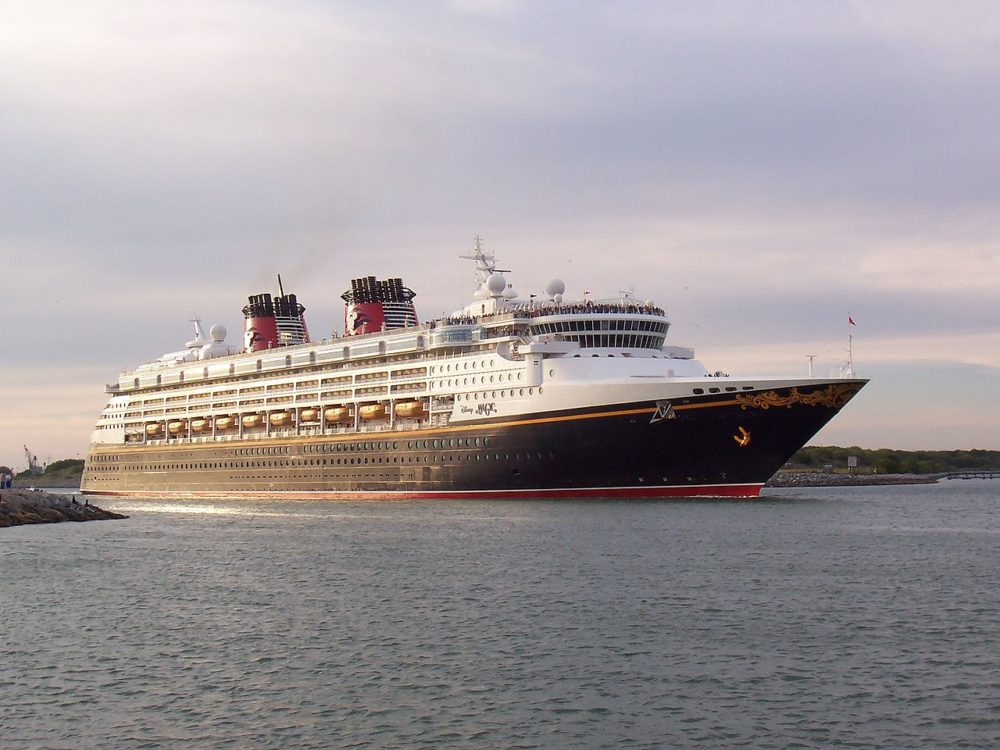 Power Restored to Disney Cruise Ship After Power Failure