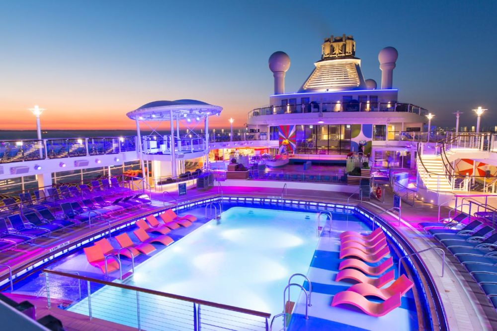 Best New Cruise Ships Debuting in 2015
