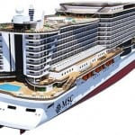 Cruise Ships Under Construction/Ordered 2015-2022