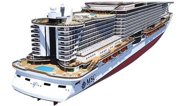 Future Ship Design : Cruise ships of the future