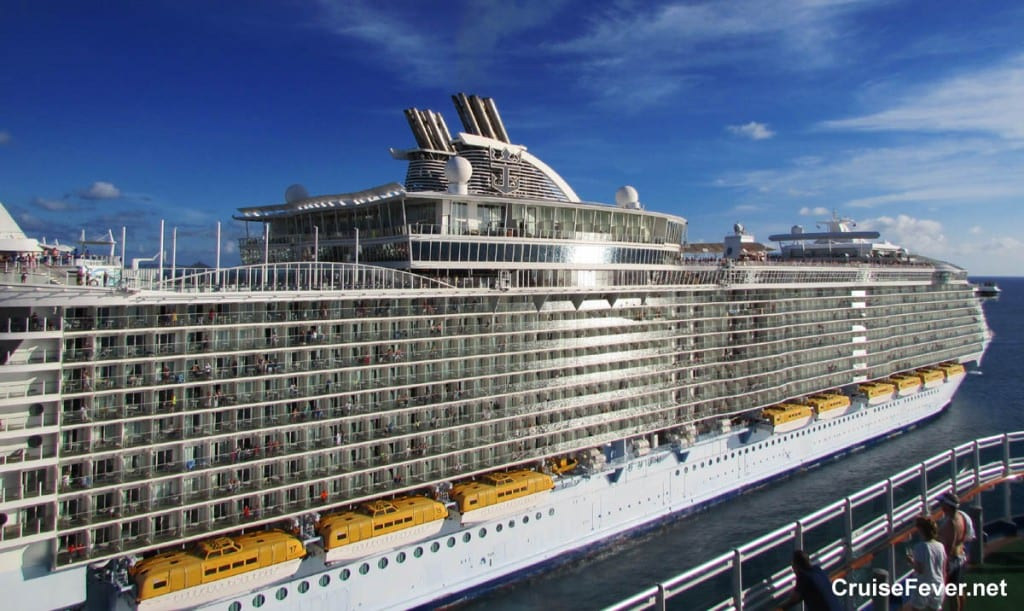 Disney Cruise Ship Rescues Overboard Royal Caribbean