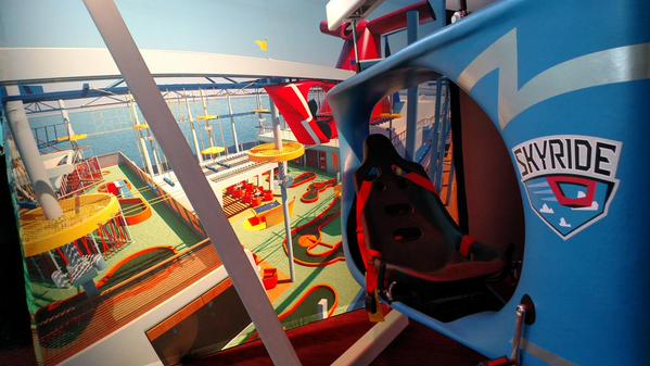 Carnival Vista Live Updates Amp Details About Carnival Cruise Line S Newest Ship