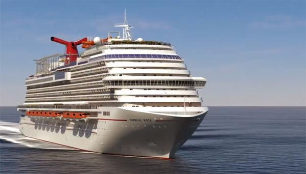 Carnival Vista Live: Updates & Details about Carnival Cruise Line's Newest Ship