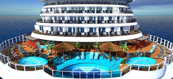 8 Must See Features On Carnival Vista
