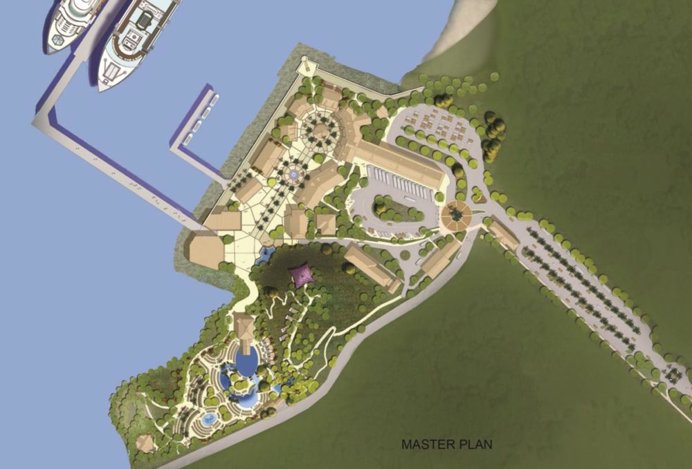 New Cruise Port Amber Cove Scheduled To Open In 2015
