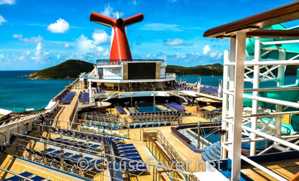 Carnival Shuffling Cruise Ships In 2016 Announces