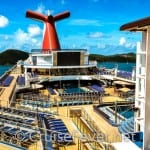 Carnival Liberty Cruise Ends Early, Passengers Being Flown Home from St. Thomas