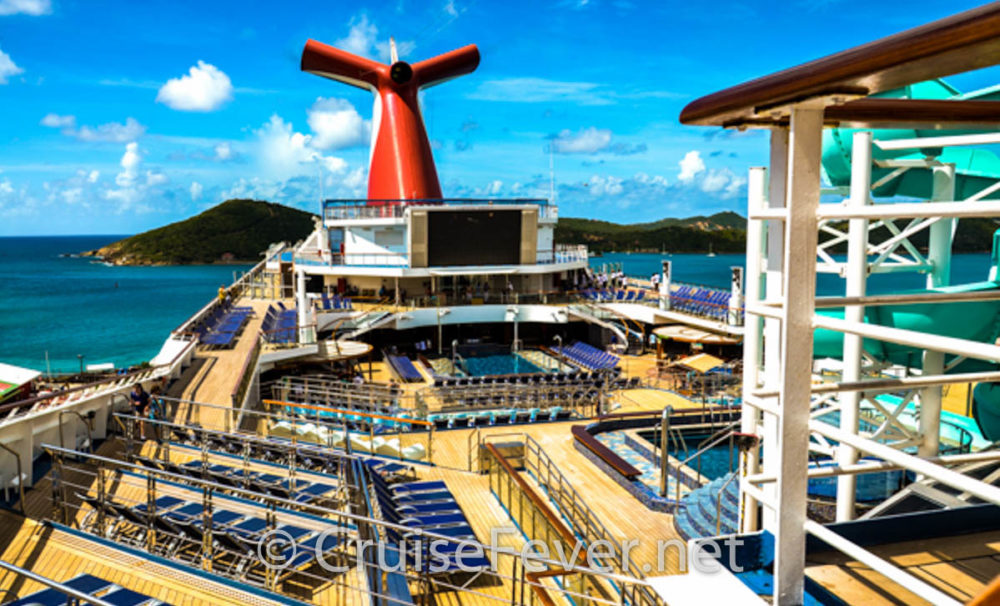 Carnival Shuffling Cruise Ships In 2016 Announces