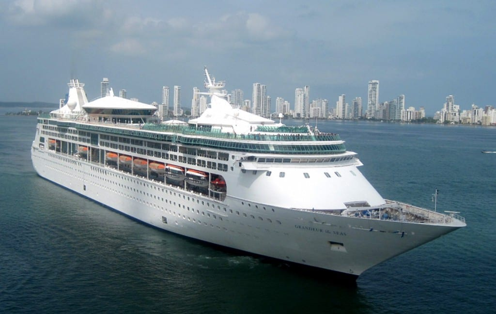 Norovirus Outbreak Sickens 187 On Royal Caribbean Cruise Ship