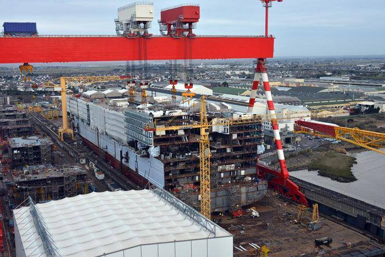 Cruise Ships Currently Under Construction