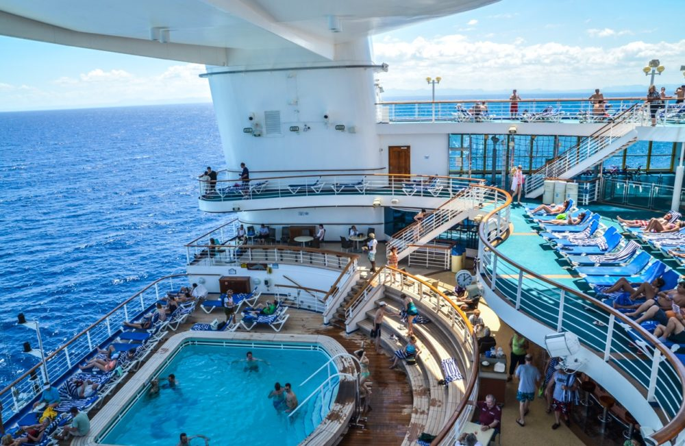 First Impressions Of Caribbean Princess Cruise Ship Out Of