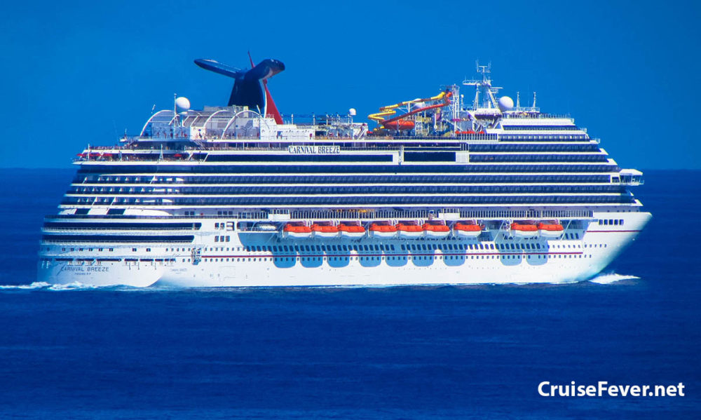 Carnival Cruise Line's Three Newest Cruise Ships Headed to New Homeports (cruisefever.net)