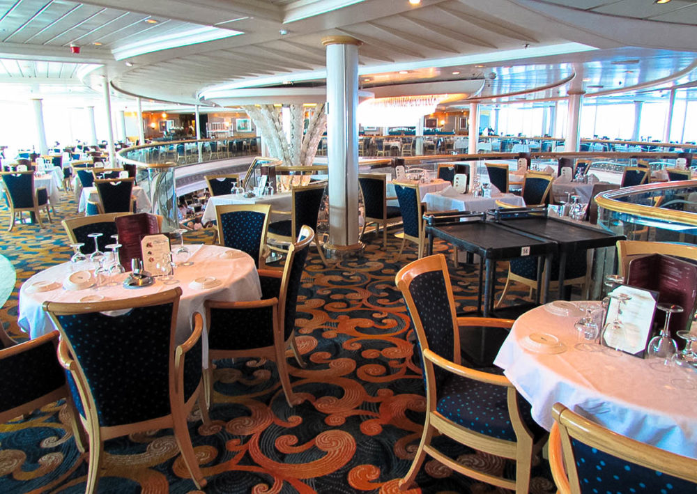 Here Are A Few Tips For Eating In The Main Dining Room On Cruise Ship