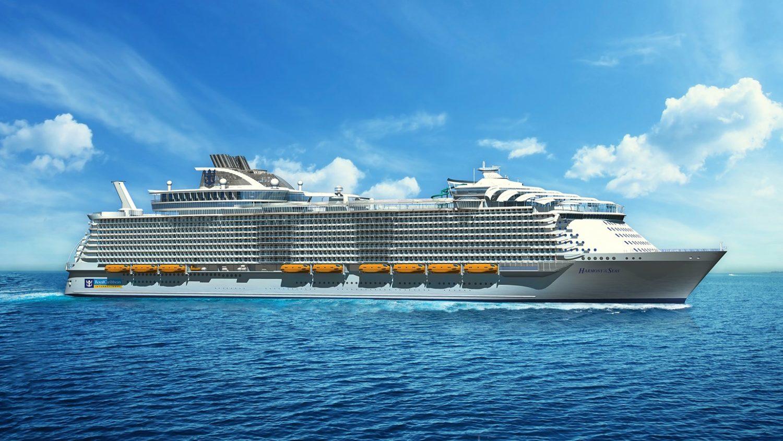 Royal Caribbean Announces Deployments Harmony To Port