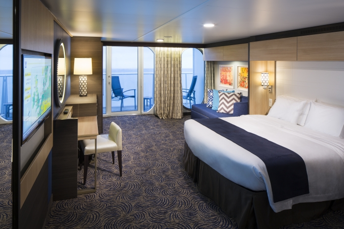 First Look At Royal Caribean S Newest Cruise Ship Anthem