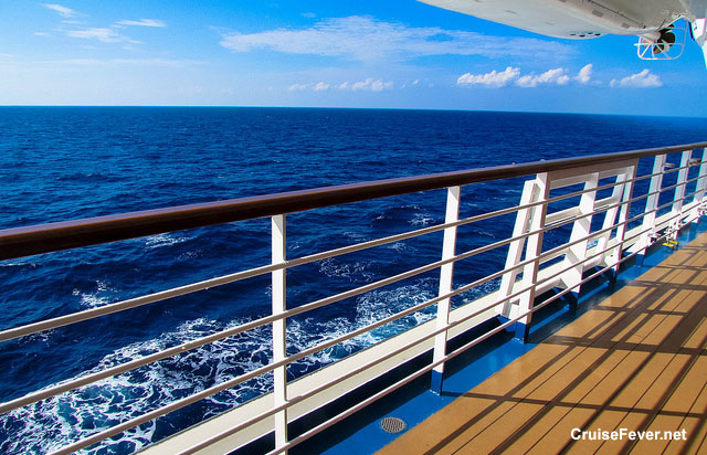 Afraid Of Getting Seasick On A Cruise Read This First - Where to stay on a cruise ship to avoid seasickness