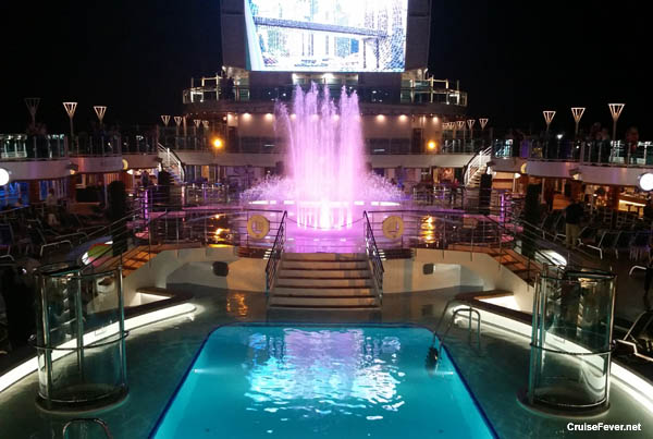 16 awesome features found on the lido decks of cruise ships for Show pool status not found