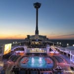 15 Gee-Whiz Features Found on the Lido Decks of Cruise Ships