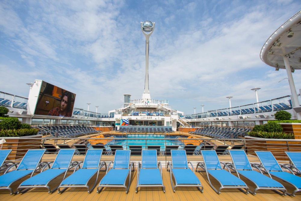 Anthem Of The Seas Cruise Fever