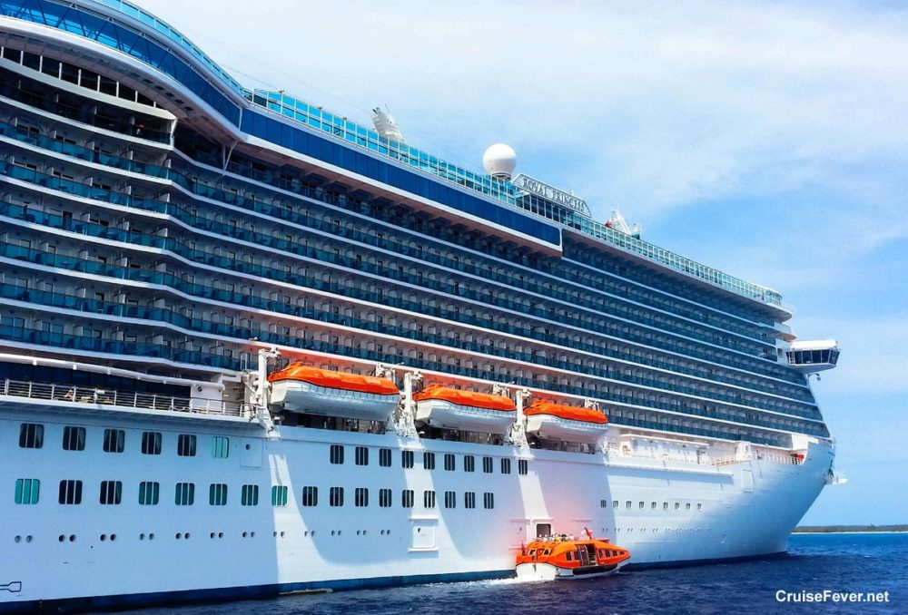 Princess Cruises Offering Caribbean Cruise Deals Up to 40% Off