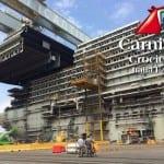 Carnival Vista Construction Photos