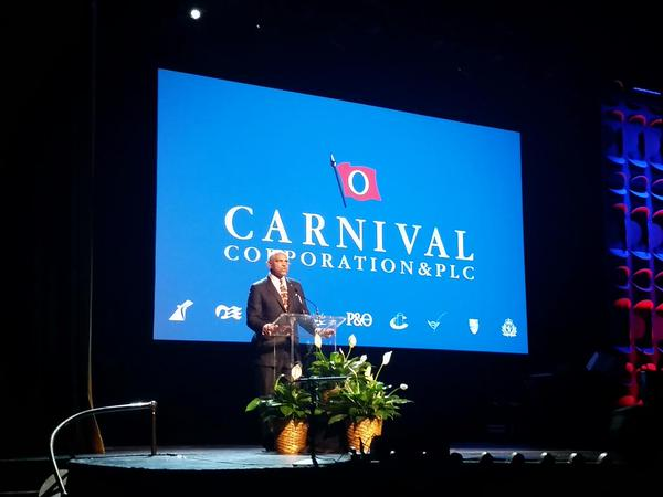 LIVE: Carnival Corp. Announces 10th Cruise Brand: Fathom