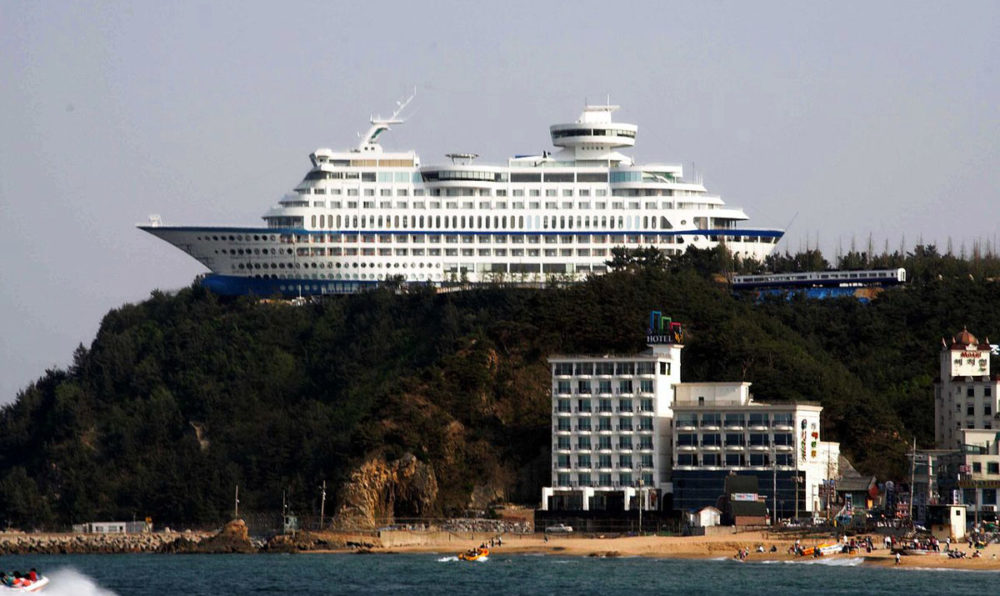 Cruise Ship Hotels You Have To See To Believe