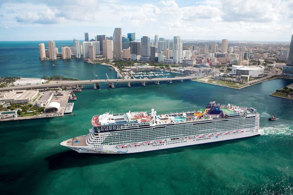 norwegian epic returning to florida headed to port canaveral