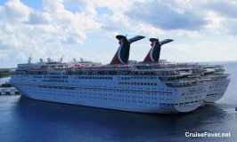 Reasons to Book a Cruise on a Carnival Fantasy Class Ship