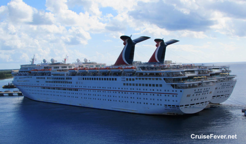 Reasons To Book A Cruise On A Carnival Fantasy Class Ship - Fantasy cruise ship pictures