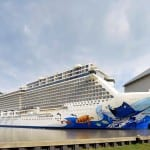 Norwegian Cruise Line Takes Delivery of their Largest Cruise Ship