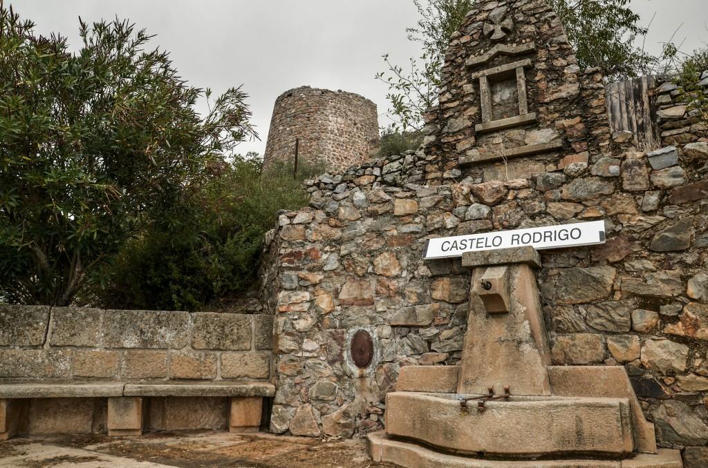 Entrance to Castelo Rodrigo