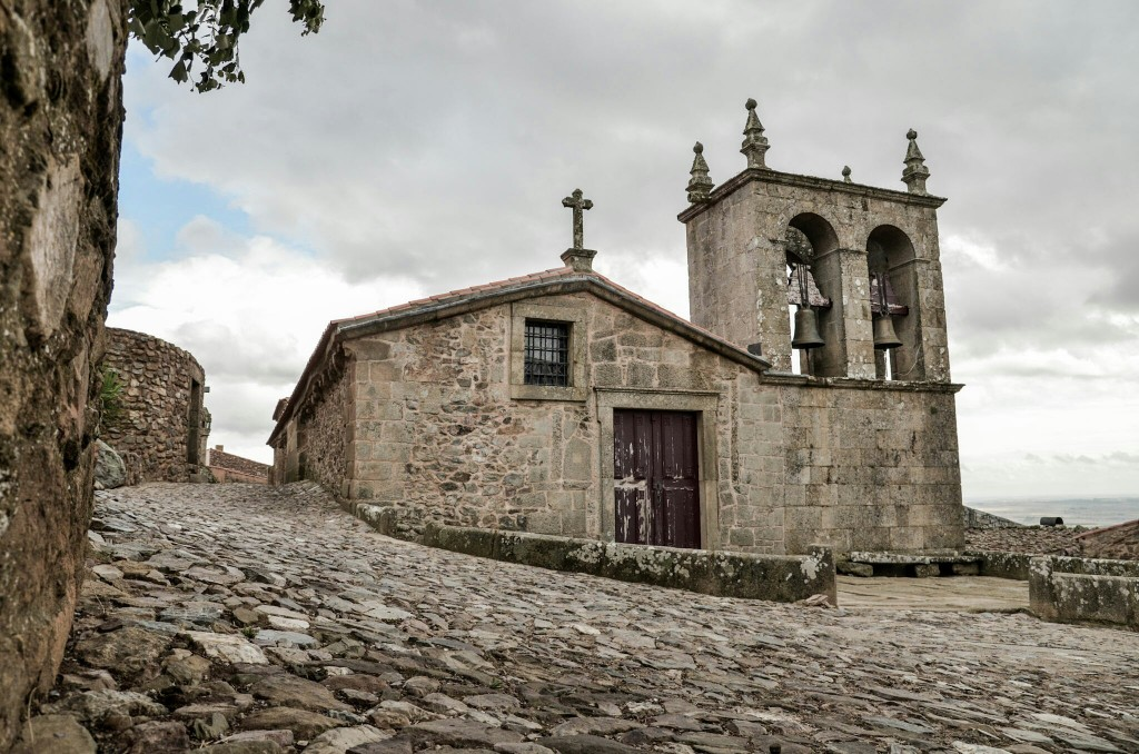 Church at Castelo Rodrigo