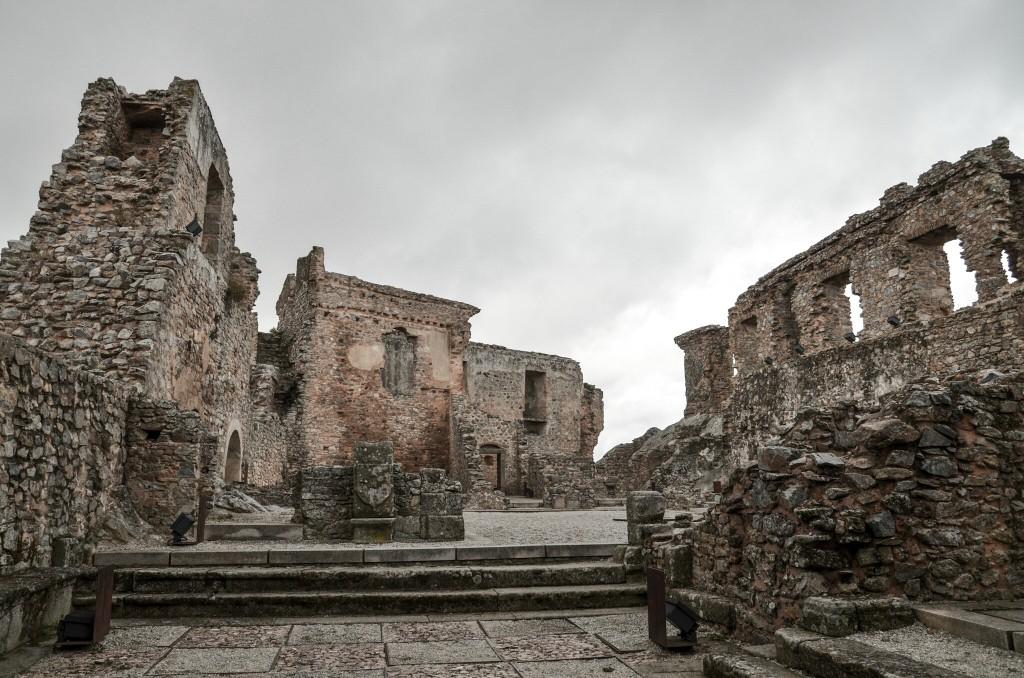 Ruins at Castelo Rodrigo