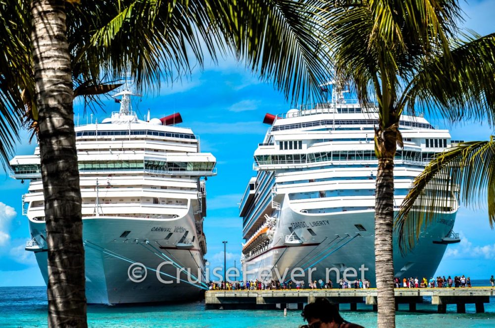 Carnival Opens Sailings For Booking Through April - April cruises