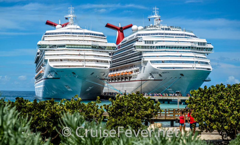 Top 7 Carnival Cruise Ships For First Time Cruisers